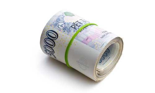 Peníze na cokoliv
